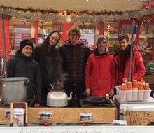 Actiefoto van actie Kerstmarkt Njv de Haven Heemstede 2018