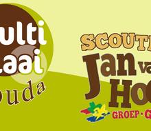 Actiefoto van actie MultiVlaai Gouda steunt Scouting Jan van Hoof Gouda.