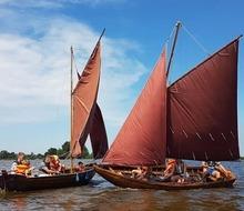 Actiefoto van actie NJV de Haven maakt Heemsteedse wateren schoon voor een nieuwe beschoeiing