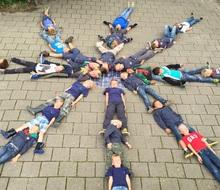 Projectfoto van project Scouting Leeghwater over op zonnestroom!