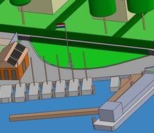 Projectfoto van project Nieuwe haven Schildmeer