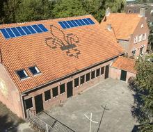 Projectfoto van project Scouting Zonnestrijd