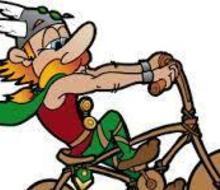 Teamfoto van team Op 1 juli fietst de Jan van Hoof voor Goud !!!