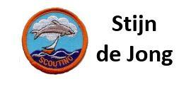Logo stijn de jong