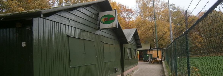 Banner van club Scouting St. Jan Roosendaal