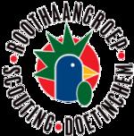 Logo van groep Scouting Roothaangroep