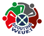 Logo van groep Scouting st. Andries Weurt