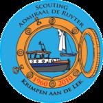Logo van groep Admiraal de Ruyter